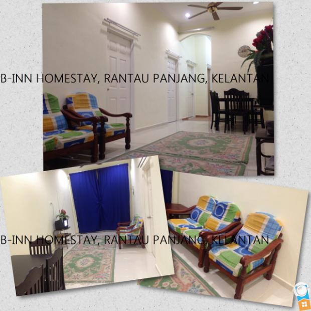 B Inn Homestay Rantau Panjang Kelantan