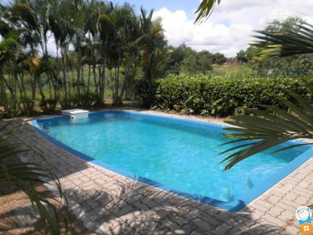 Bnb A 39 Famosa Bungalow With Swimming Pool